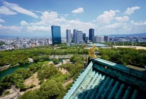 杭州-日本大阪5天往返自由行