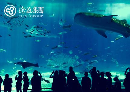 日本冲绳美之海水族馆门票