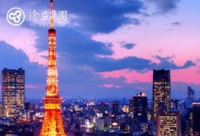 上海直飞日本东京5天4晚自由行(日航/达美航空/赠免税店优惠券)